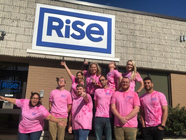 Rise Breast Cancer Awareness